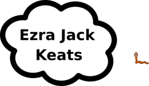 Ezra Jack Keats Sign Clip Art