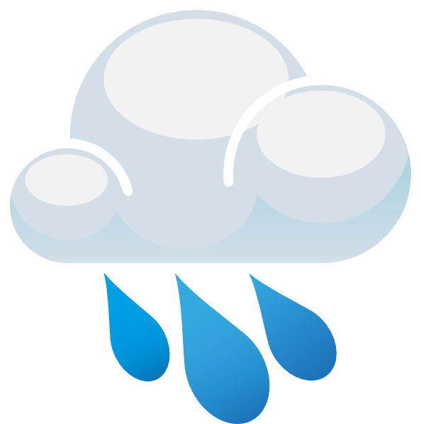 Rain cloud animation - photo#9
