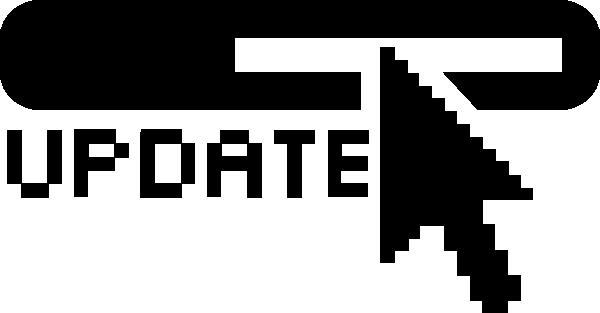 Update Logo Clip Art at Clker.com  vector clip art online, royalty