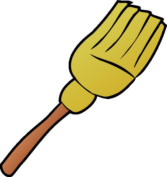 snowman s broom clip art at clker com vector clip art online