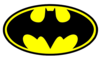 Batman Yellow Clip Art