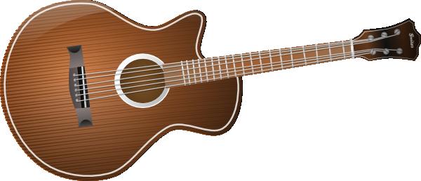 Guitar Clip Art At Clker