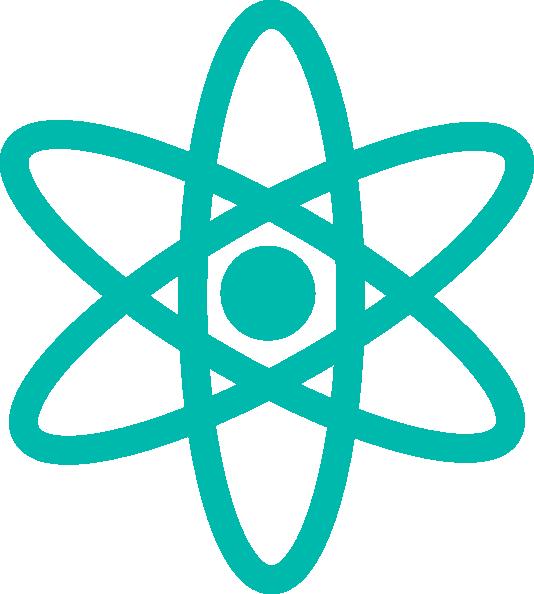clipart atom - photo #9