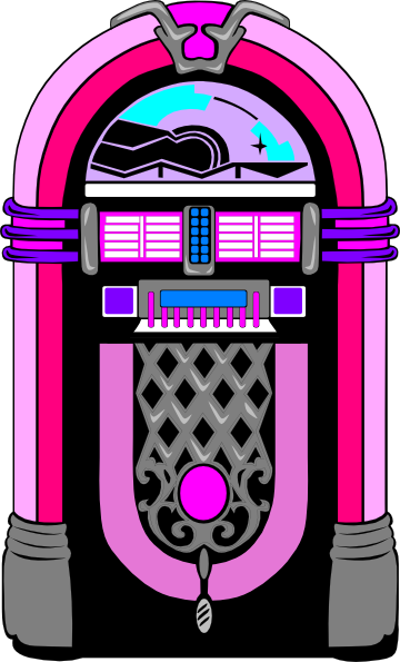 50s Jukebox Clip Art Httpwwwclkercomclipart 5html picture