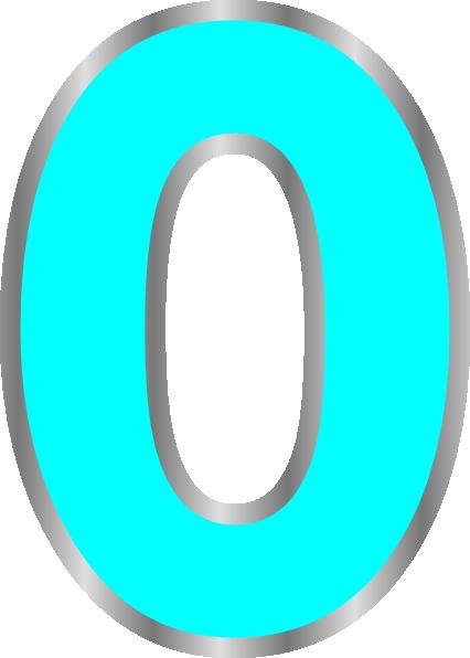 angka warna clip art at clker com