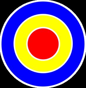 Ringed Circle Vector