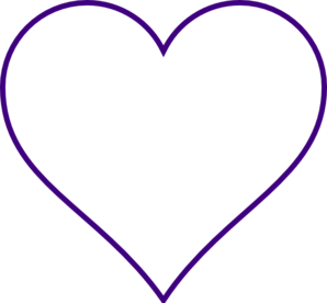 Heart Clip Art At Clker Com Vector Clip Art Online Royalty Free Public Domain