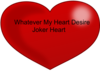 Valentine Message 4 Clip Art
