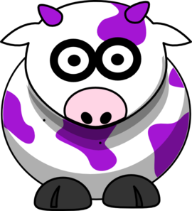*imma Cow* By Melanie Clip Art