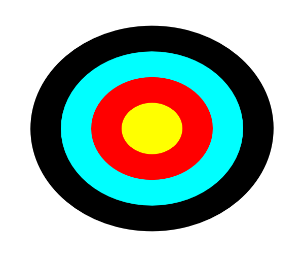 clipart of target - photo #16