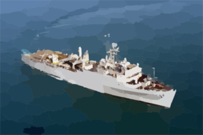 Uss Anchorage (lsd 36) Clip Art