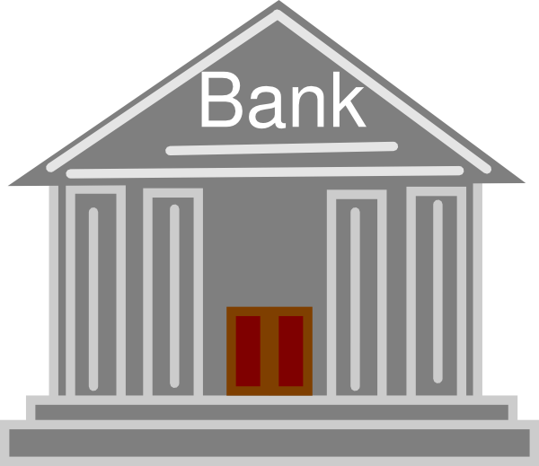 bank icon clip art at clker com vector clip art online banking clip art cute banking clip art cute