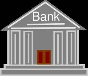 bank icon clip art at clker com vector clip art online royalty rh clker com clip art bank teller clip art bank vault
