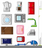 Free Clipart Household Appliances Image