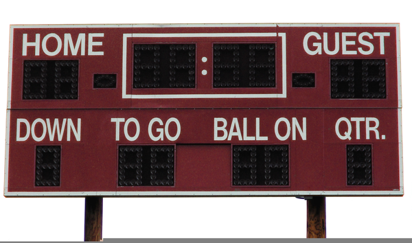 football scoreboard clipart free images at clker com vector clip rh clker com football scoreboard clip art baseball scoreboard clip art