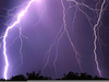 Thunderstorms And Lightning Image