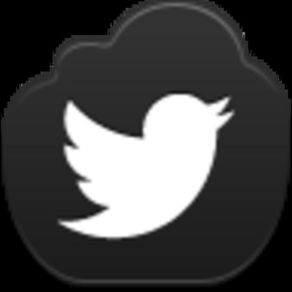 black twitter bird icon - photo #19