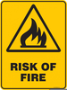 Fire Symbol Clipart Image