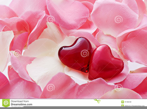 Roses Hearts Clipart Free | Free Images at Clker com