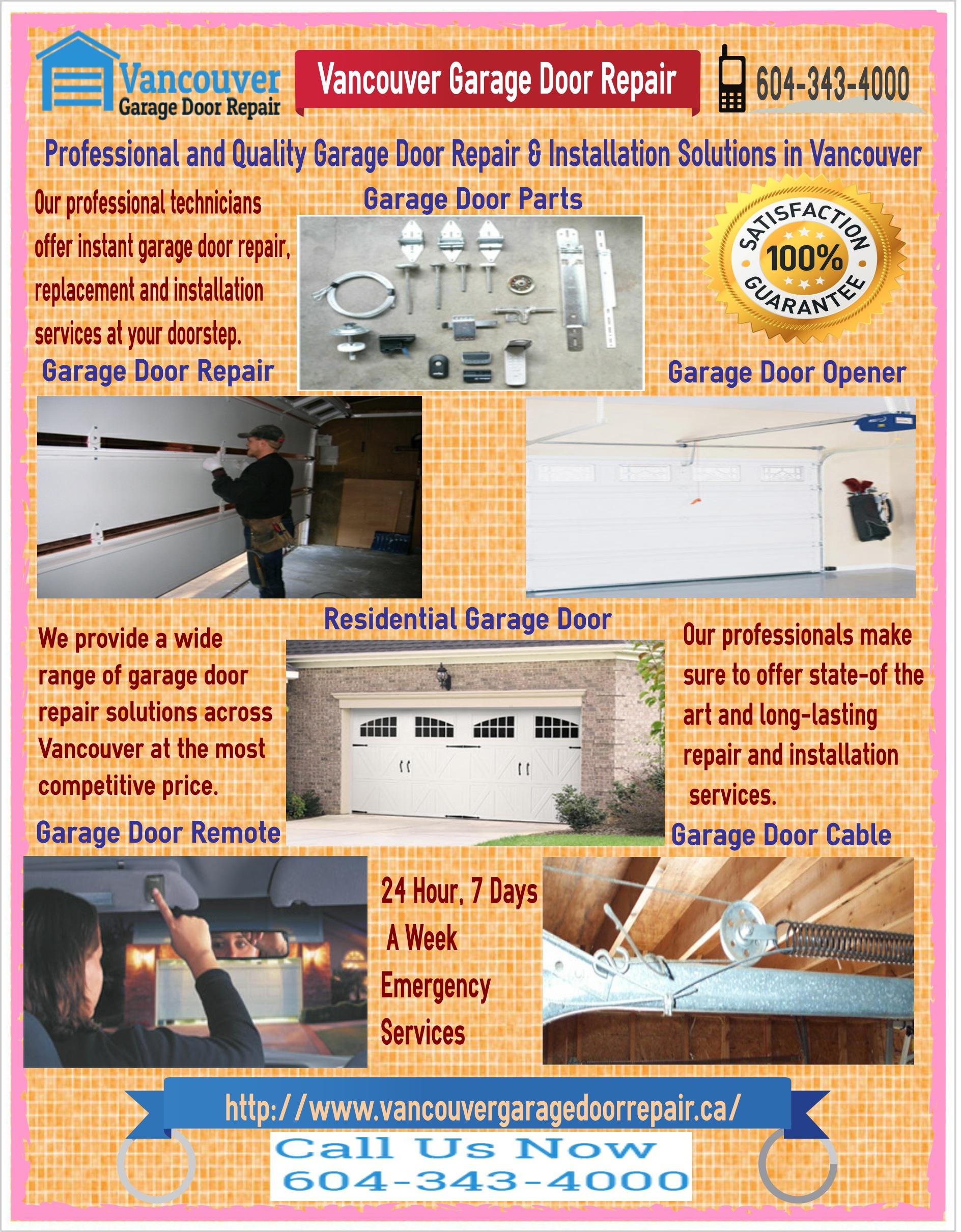 Garage door repair free images at clker vector