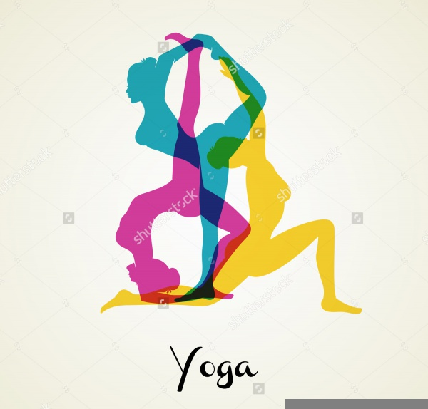 Free Yoga Poses Clipart Free Images At Clker Com Vector Clip Art Online Royalty Free Public Domain