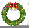 Bows Clipart Christmas Image