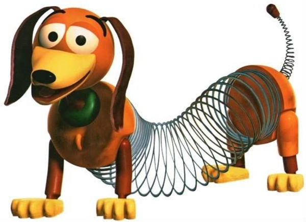 Toy Story Slinky Dog Clipart | Free Images at Clker.com - vector clip art online, royalty free ...