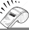Whistle Clipart Image