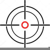 Crosshair Gif Clipart Image