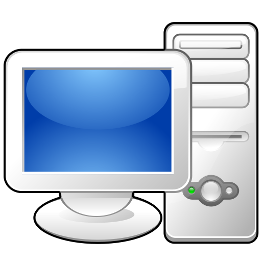 Icon Pc | Free Images at Clker.com - vector clip art ...