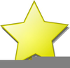 Free Star Clipart Image