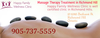 Massage Therapy Treatment In Richmond Hill Happy Family Wellness Clinic Image