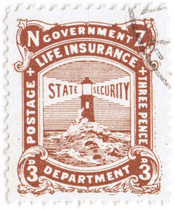 Government Life Insurance Pence Brown Image