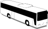 Travel Trip Bus Clip Art