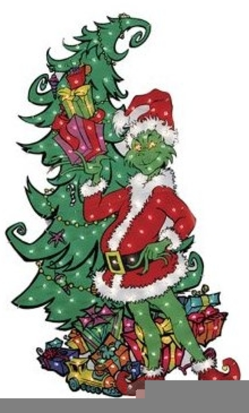 Dr Seuss The Grinch That Stole Christmas Clipart Free Images At