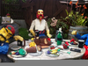 Lego Thanksgiving Dinner Image