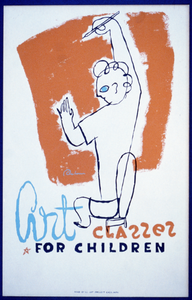 Art Classes For Children  / Osborn. Image