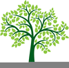 Family Reunion Clipart Trees Image