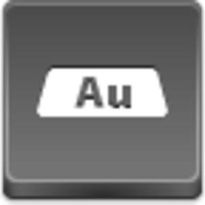 Free Grey Button Icons Gold Bar Image
