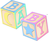 Baby Block Clipart Free Image