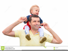 Father And Child Clipart Free Image