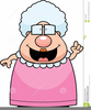 Old Maid Clipart Image