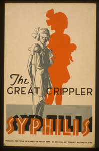The Great Crippler - Syphilis  / Jd. Image