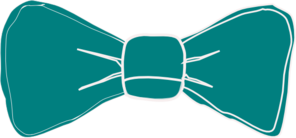 Green Bow Tie Clip Art