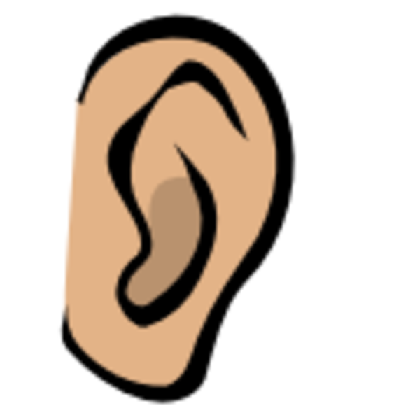 free clipart big ears - photo #2