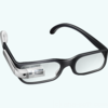 Cool Google Glasses Icon Image