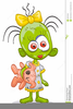 Royalty Free Zombie Clipart Image