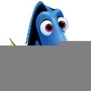 Finding Nemo Character Clipart Image