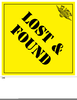 Lost And Found Cliparts Image