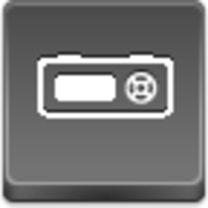 Free Grey Button Icons Mp Player Image